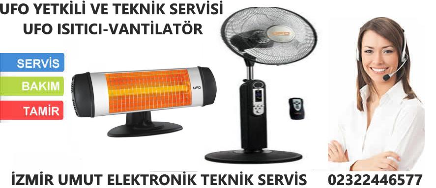 İzmir Ufo Isıtıcı Teknik Servis